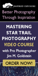 Mastering Star Trail Photography Video Course